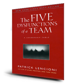 The Five Dysfunctions of a Sales Team